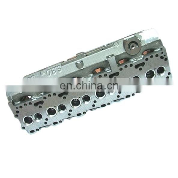 6CT diesel engine parts 3917055 Dongfeng truck cylinder head