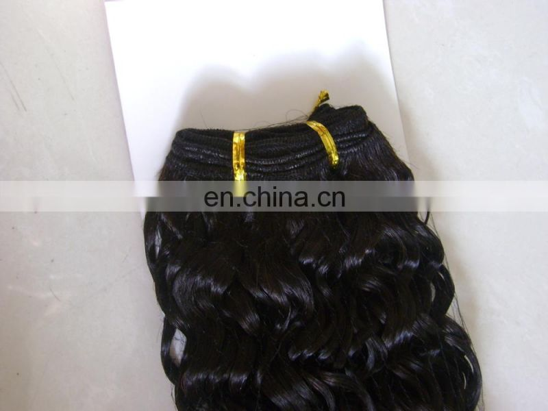Factory Price Quality 8A Brazilian Water Wave Hair Extensions