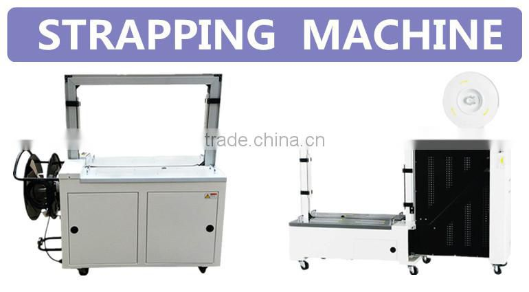2016 air operated hand tool manual strip packing machine