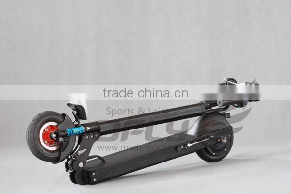 250w lightweight lithium battery electric scooter