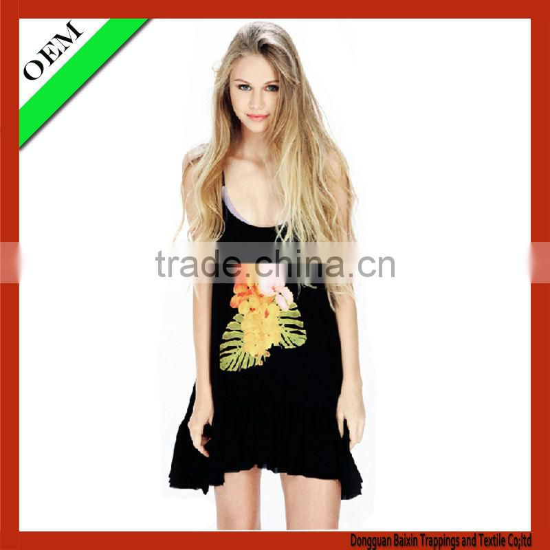 2014 new style dress for women's Casual dress