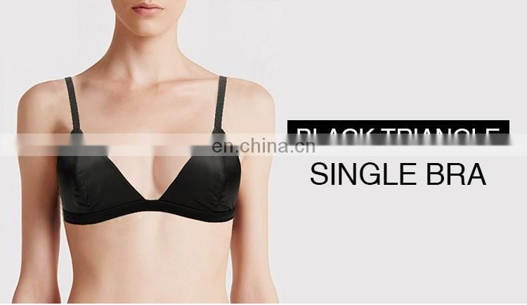Fancy Underwear Manufacturer Push Up Nylon Sexy Girls Sexy Bra Pant Set