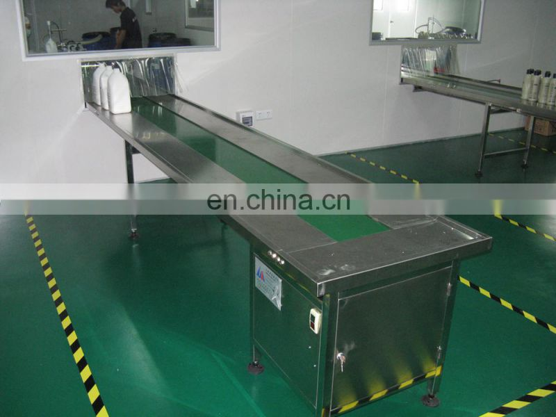 Fuluke Plastic Belt Conveyors,Material Handling Equipment