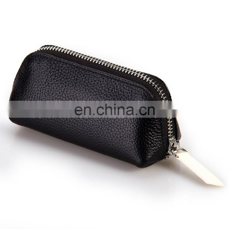 Factory Price High Quality Fashion Customized Leather Wallet Coin Purse