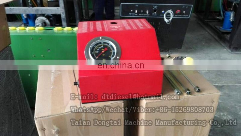 Box type diesel fuel injector Nozzle Tester