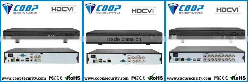 CCTV System 720P 1 Migapixel HD CVI Camera with RS485 500m transmission with OSD hdcvi camera