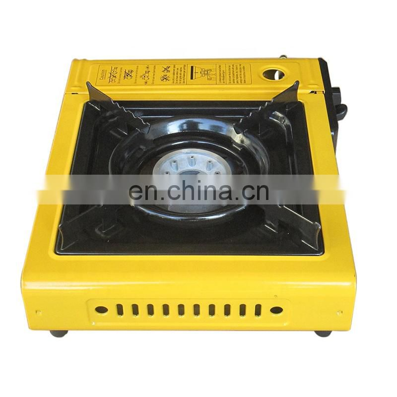 OEM ODM CE APPROVED Double Use Portable Gas Stove for gas grill outdoor Image