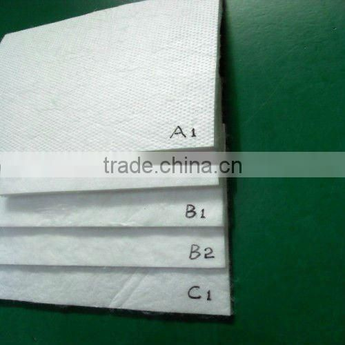 Sound insulation non-woven fabric media