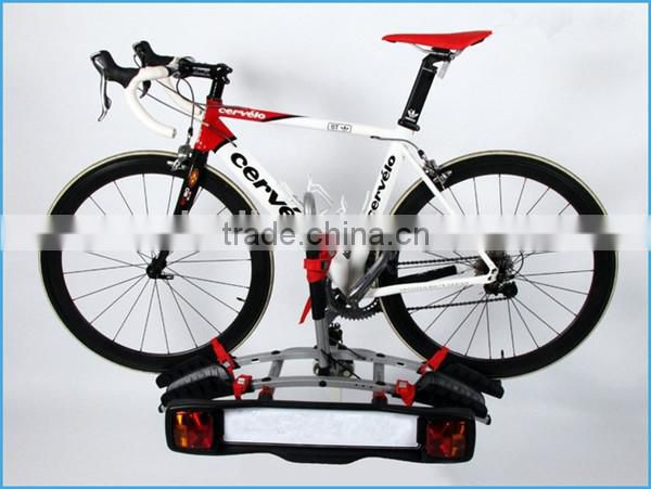 New design car roof bike carrier bicycle rack