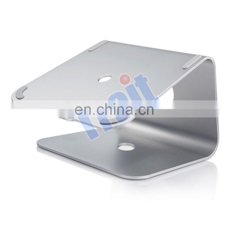 Universal Laptop Stand Aluminum Metal Stand for Macbook/Notebook/Laptop