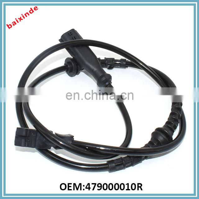 Promotion Auto Sensors Abs sensor OEM 479000010R for Renault Megane3 2008 Wheel Speed Sensor