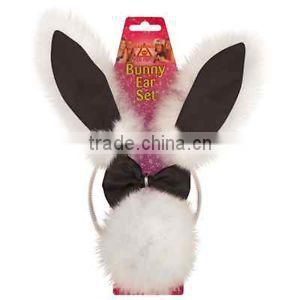 Mouse Ears Headband - Fancy Dress Costume Mickey Minnie - Outfit Party-H057