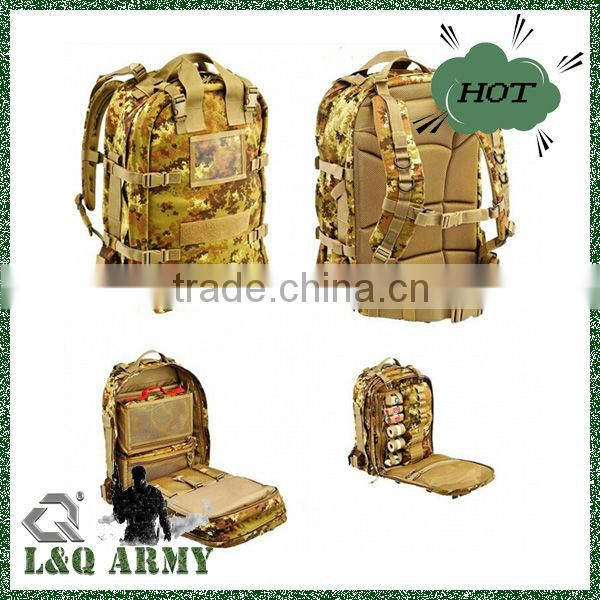 Panama Military Survival Medical Backpack