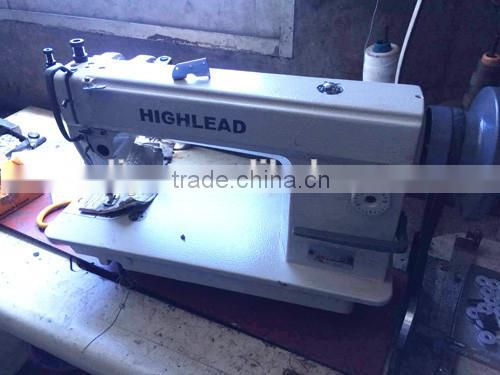 Highlead 40 Typical 40 Used Leather Sewing Machines For Sale UK Cool Highlead Sewing Machine China