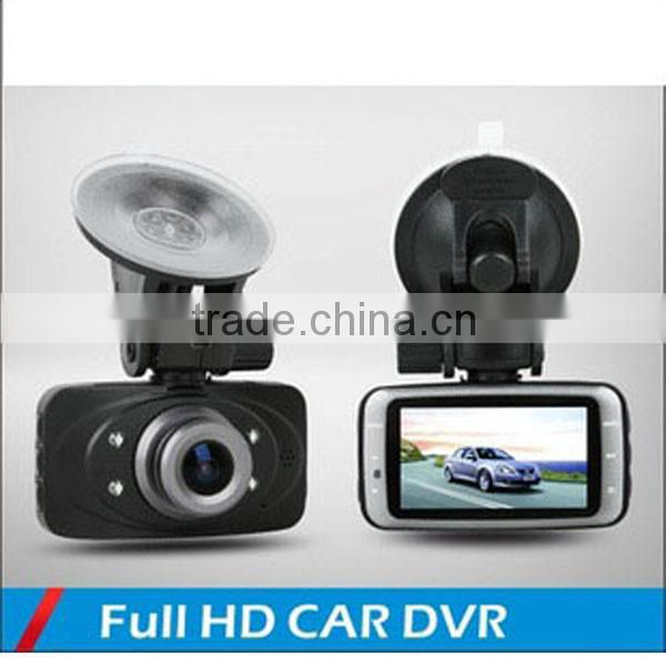 Ambarella 1080P Full HD car dvr camera 2.7 inch screen