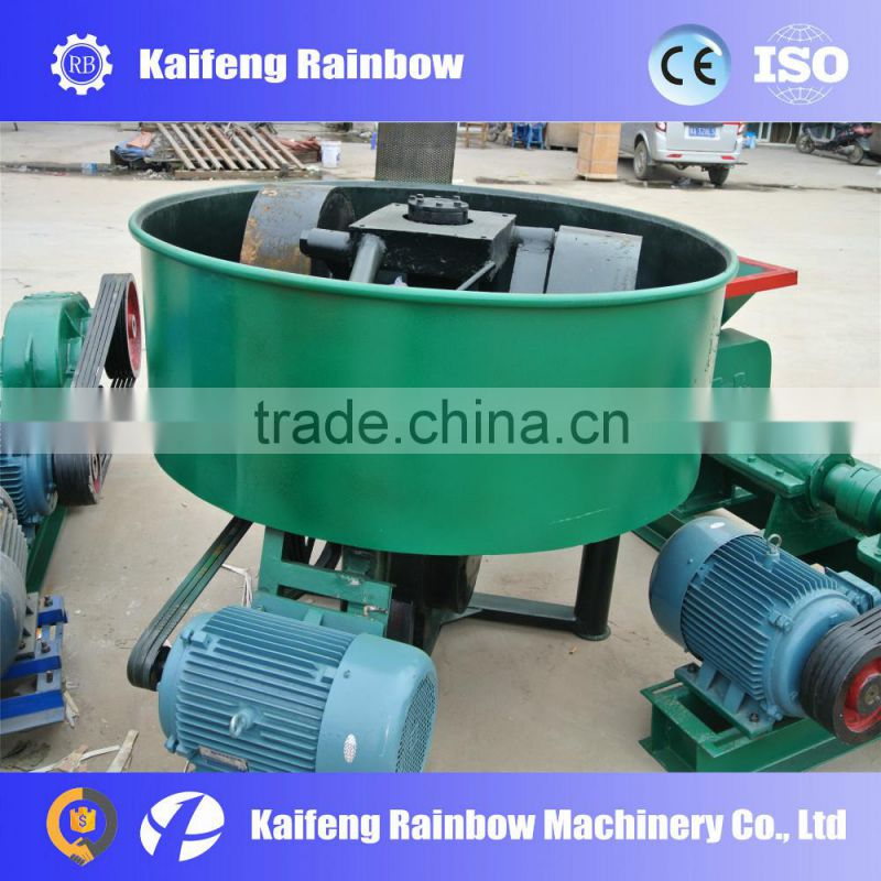 Reasonable price commercial planetary wheel grinding mixer for sale
