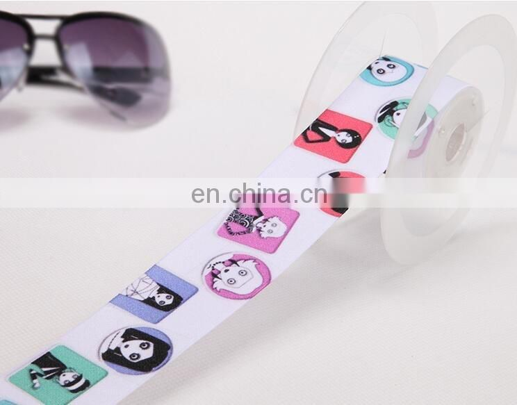3.2cm custom printed underwear elastic band