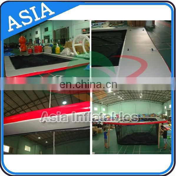 inflatable swimming pool with net,inflatable pool used in water in sea