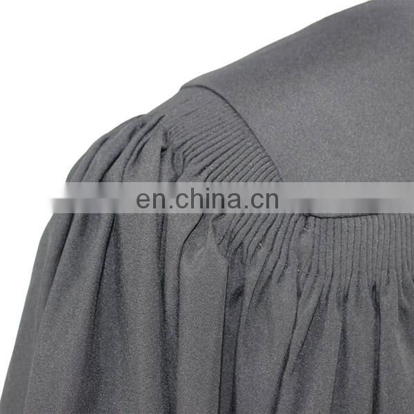 Black Graduation Gown/Graduation Cap Gown of New Products from China ...