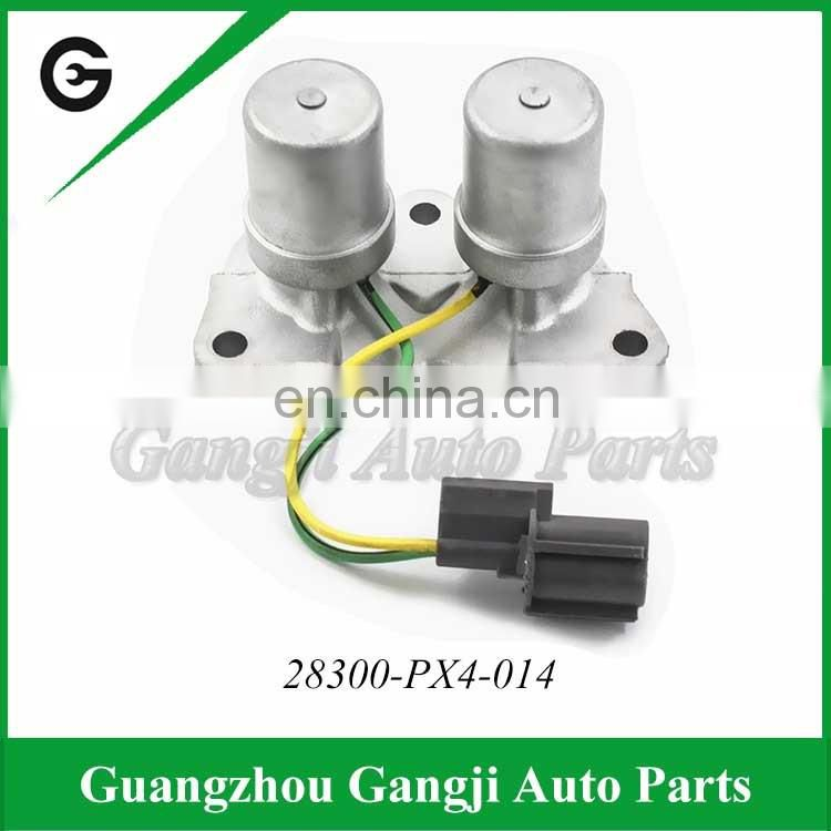 Wholesale High Quality Transmission Lock up Solenoid OEM 28300-PX4-003 28300-PX4-014