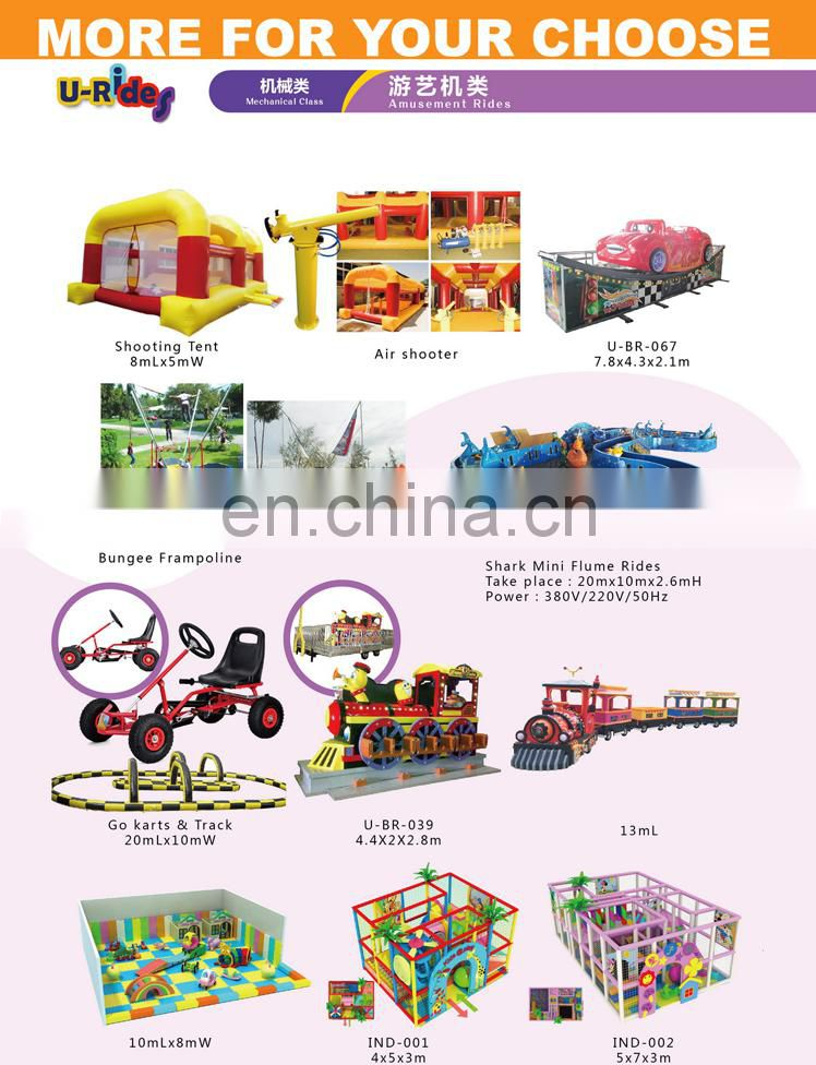 Indoor soft play equipment for children