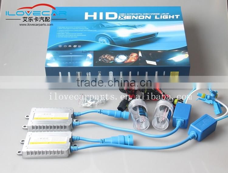 manufactory HID slim ballast 55w fast bright hid xenon kit with h1 xenon hid bulb / hid kit for retrofit