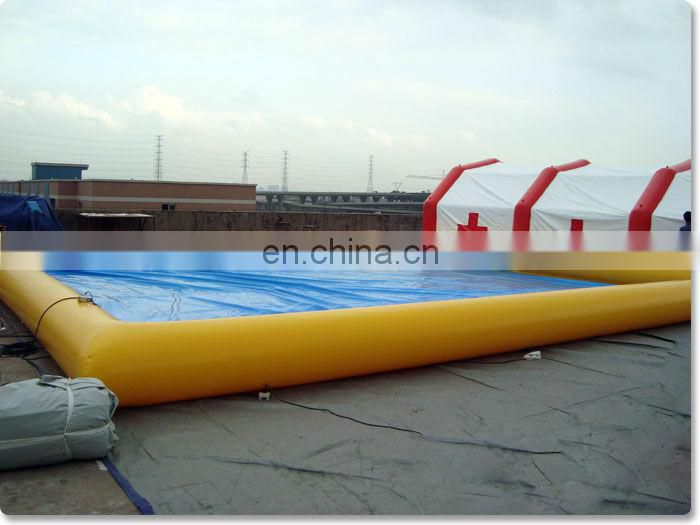 Blue Inflatable Swimming Pools