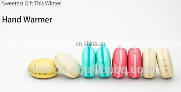 Popular power bank mobile power bank protable power bank with hand warmer