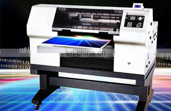 Two head 8 color UV led cylinder printer