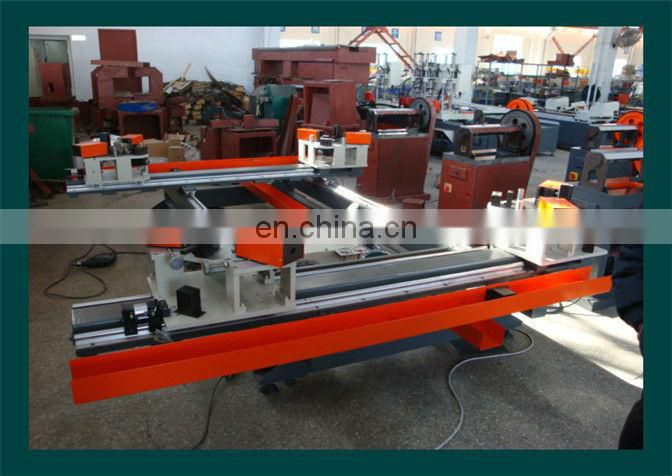 Aluminium Window Frame making/corner combining Machine