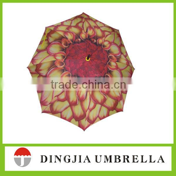 advertising 23X8K custom printed straight umbrella, customized logo umbrella