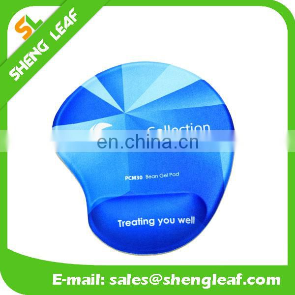 Promotional mouse pad with fresh and cool design