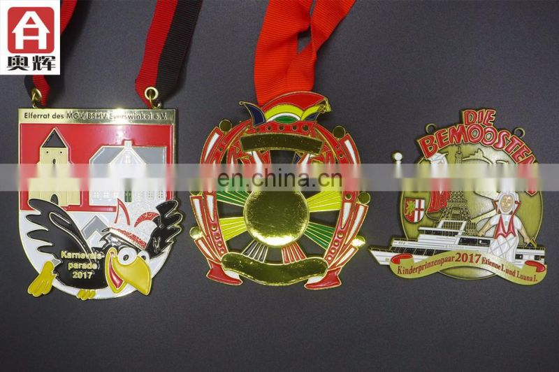 Good quality customer design fiesta medal medal display