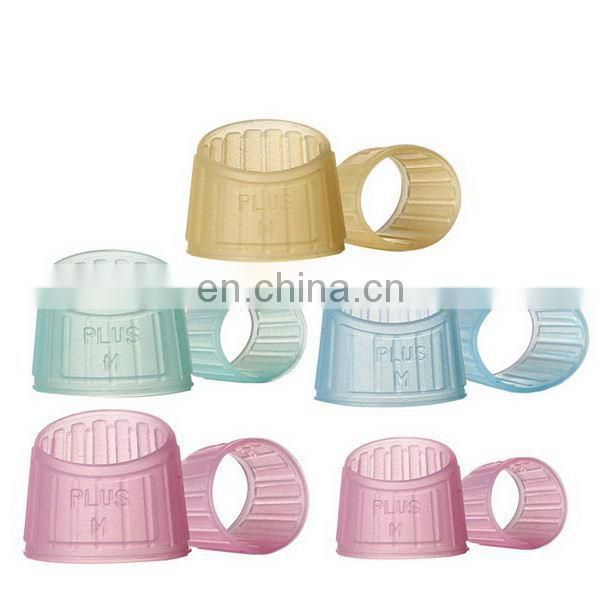 Factory Direct Price Design Your Own Silicone Fingerstall Eco-Friendly Special Design Child Silicone Finger Cover