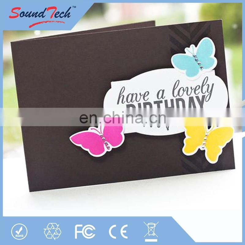 Hallmark supplier paper crfats happy birthday handmade greeting card