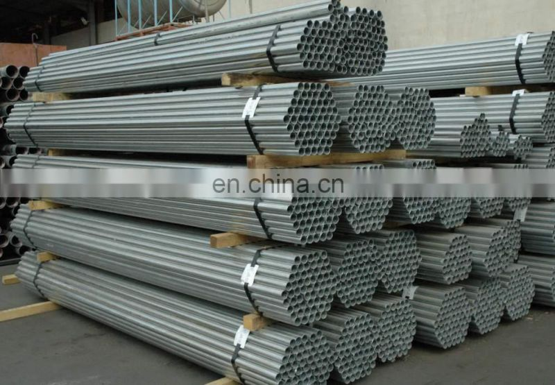 Hot Dipped Galvanized HDG Welded Steel Square Tube & Pipe