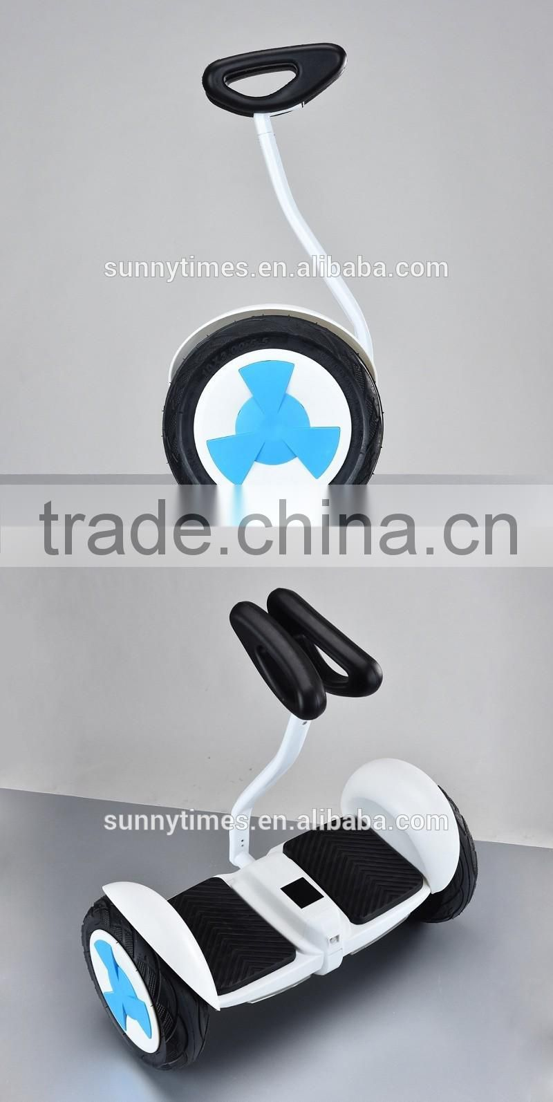 Trade Assurance Payment, Smart 10 Inch 2 Wheel Self Balancing Electric Scooter With LegControl