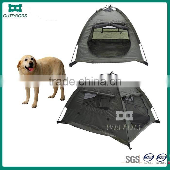 Cute outdoor dog tents