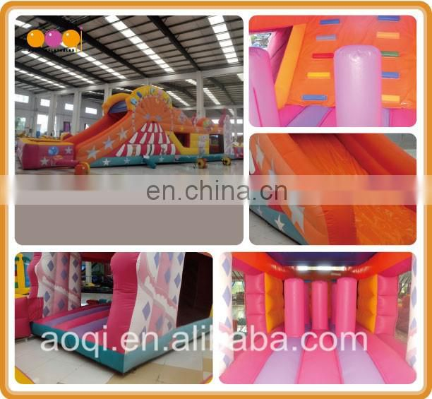 used gym equipment indoor game inflatable fun city kids play inflatables from China Manufacturer