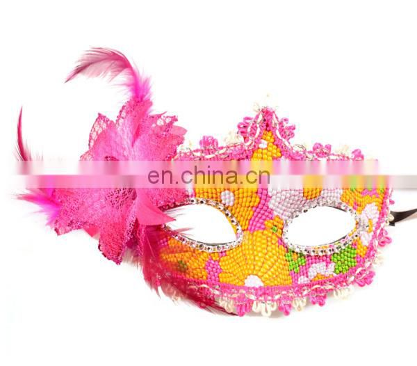 Hot Sales 2015 Sexy Women Decorative Fancy Face Masks