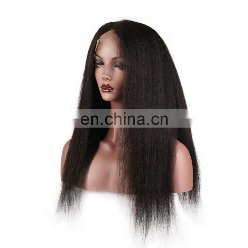 full lace hairline brazilian natural human hair wigs