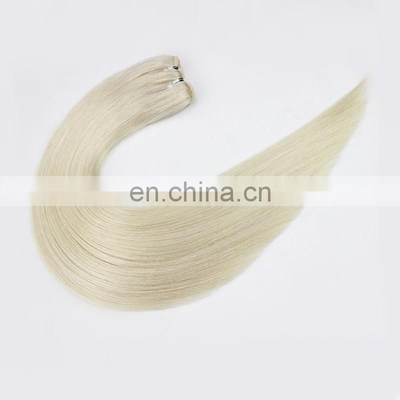 Hot sale human hair weaves colored peruvian hair 100% real human hair extensions