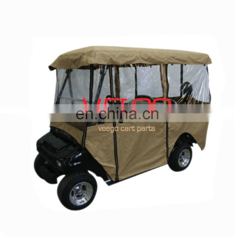 Golf buggy rain cover for Ez go YMH Club car of Covers And ... on hot tub covers, utv covers, boat covers, lawn mower covers, snowmobile covers, golf register covers, grill covers, golf utility carts, golf club covers, golf bags, rv covers, golf accessories, car covers, atv covers, golf facebook covers, bicycle covers, scooter covers, golf apparel, golf clothing, motorcycle covers,