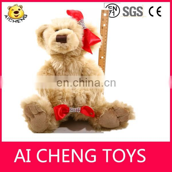 Lovely plush christmas snowman toy plush christmas toy