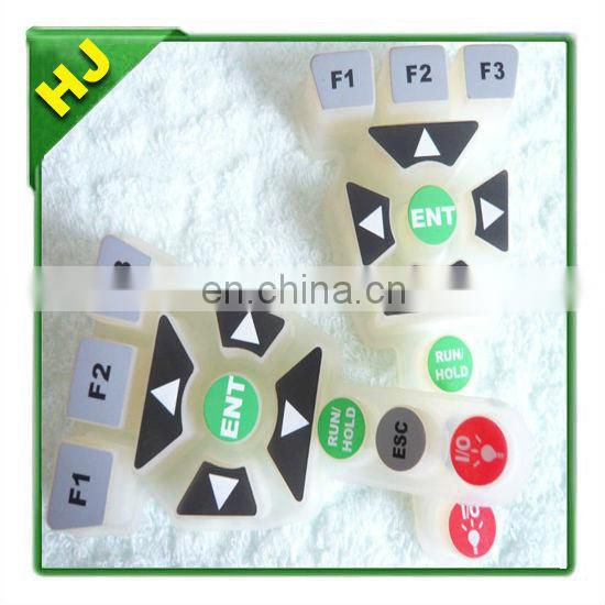 3M self-adhesive sticker printing rubber keypads