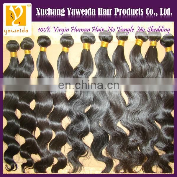no chemical process factory outlet price eurasian hair extension