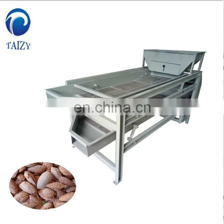 Almond Nuts Cracking Machine Image