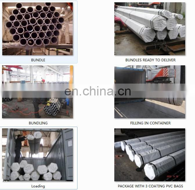 High Precision Hydraulic Steel Tube ASTM A519 1010 1020 +SRA +N for Mechanical Engineering