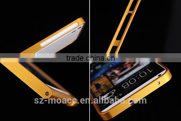 New design bumper phone case for htc desire 816