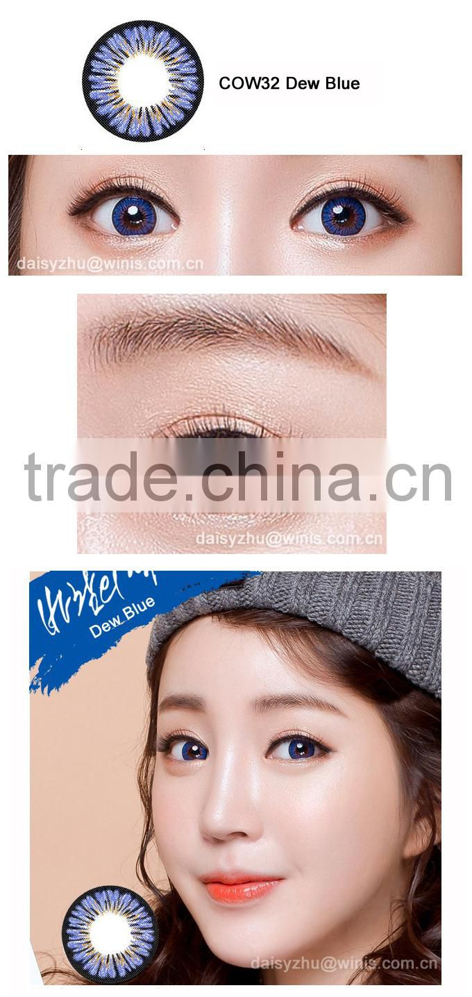 how to change eye color naturally